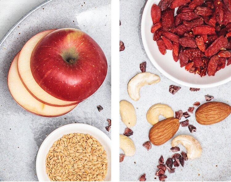 Goij-Beeren und andere Superfruits machen Dein Müsli einzigartig
