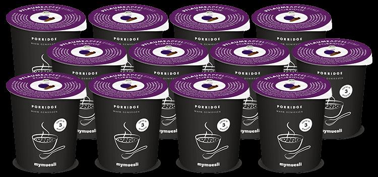 Porridge2go für Gemütlichkeit im Büro
