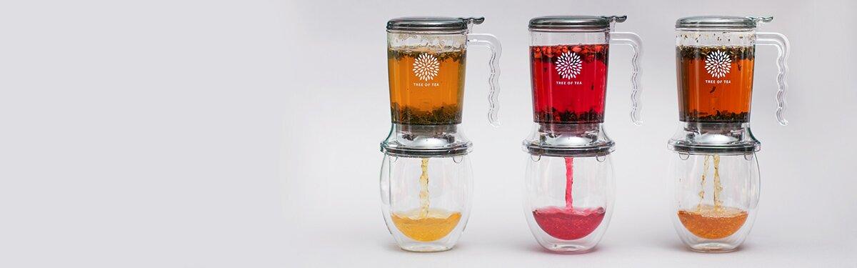 Tee Zubehör im Set | Tea Maker Set