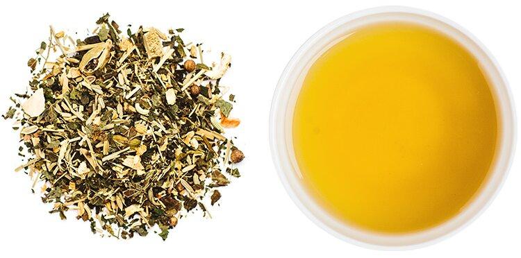 Holy Spice – Kräutertee mit Melisse und Brennnessel