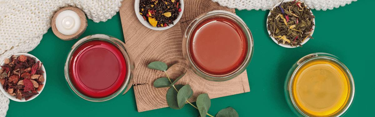 Tolle Weihnachtsgeschenke in der Weinachtswelt von Tree of Tea