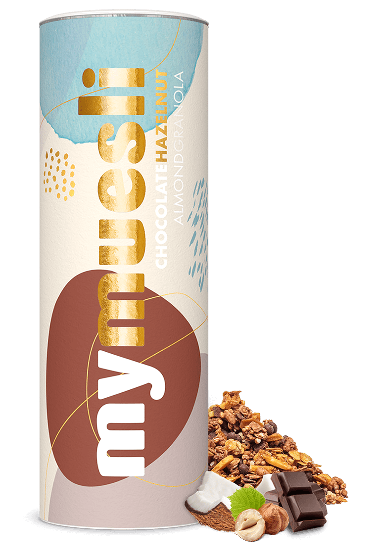 Chocolate Hazelnut Almonda Granola Dose