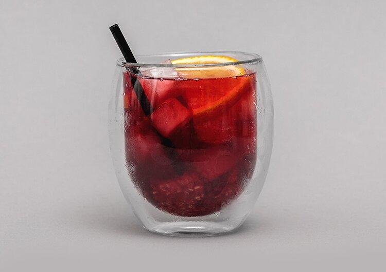 Das doppelandige Teeglas von Tree of Tea für stilvollen Teegenuss