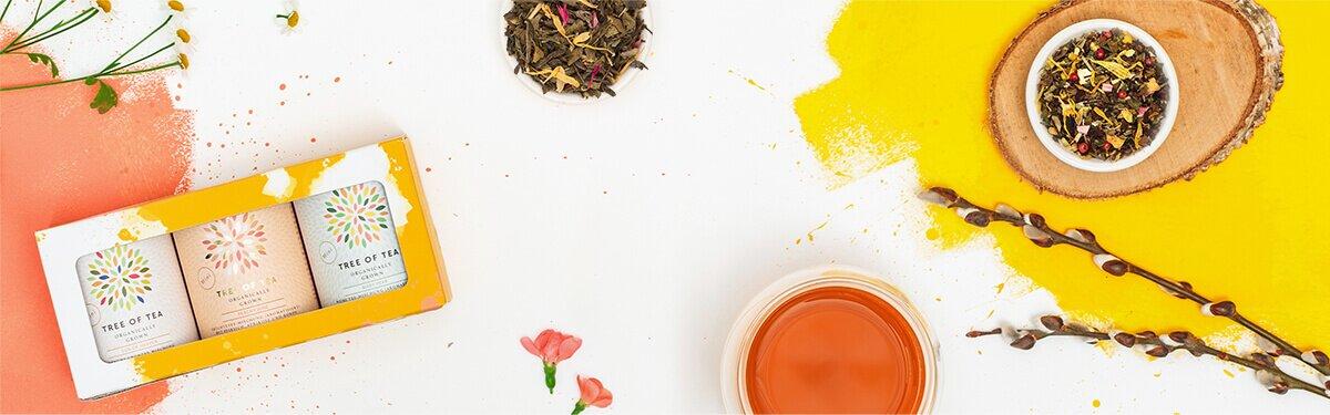 Die Osterwelt von Tree of Tea!