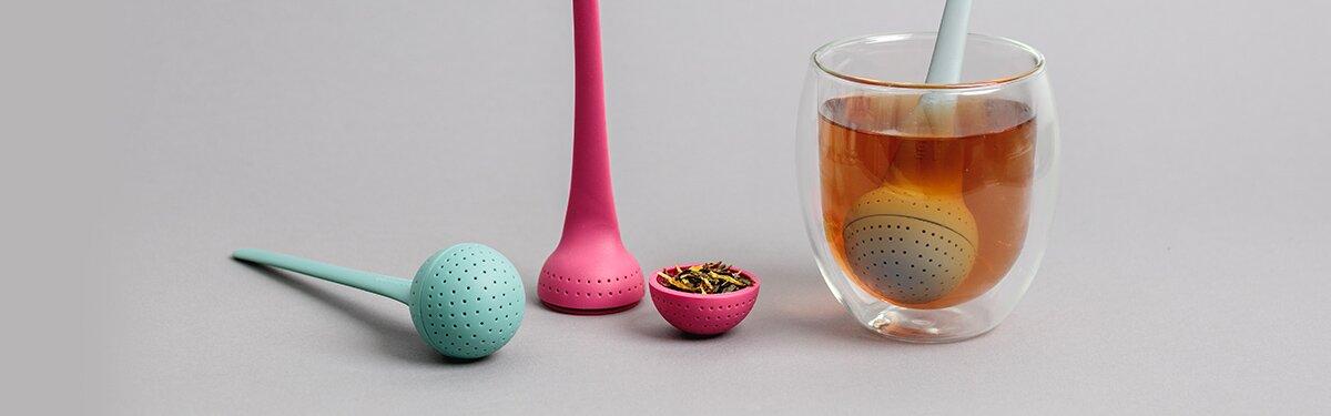 Bio-Blatt Tee einfach zubereiten.