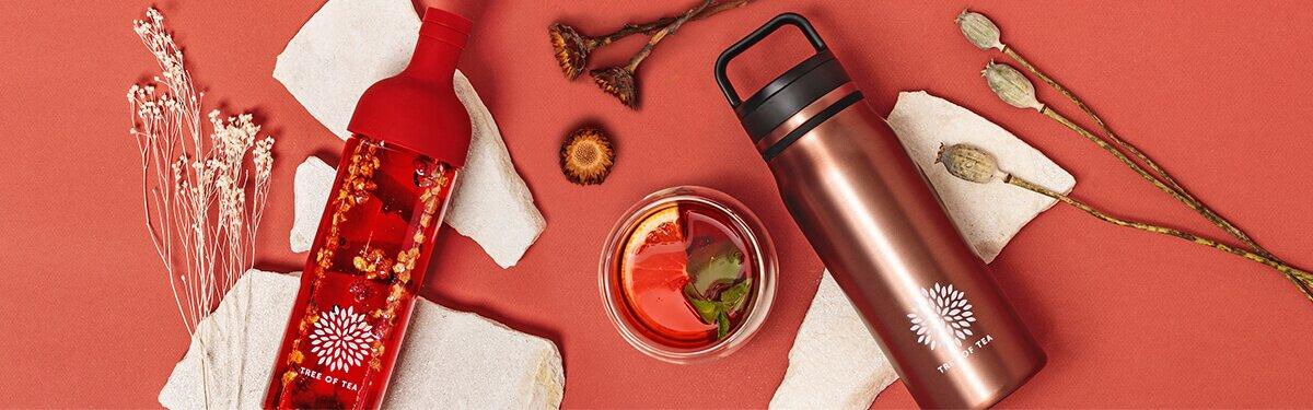 Tolles Zubehör von Tree of Tea für schöne Teemomente