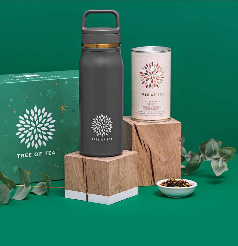 Exklusive Weihnachtsangebote von Tree of Tea entdecken