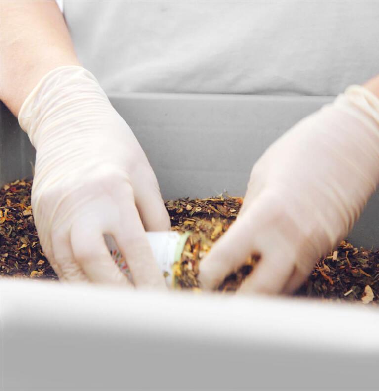 Vorstellung unserer Teemanufaktur