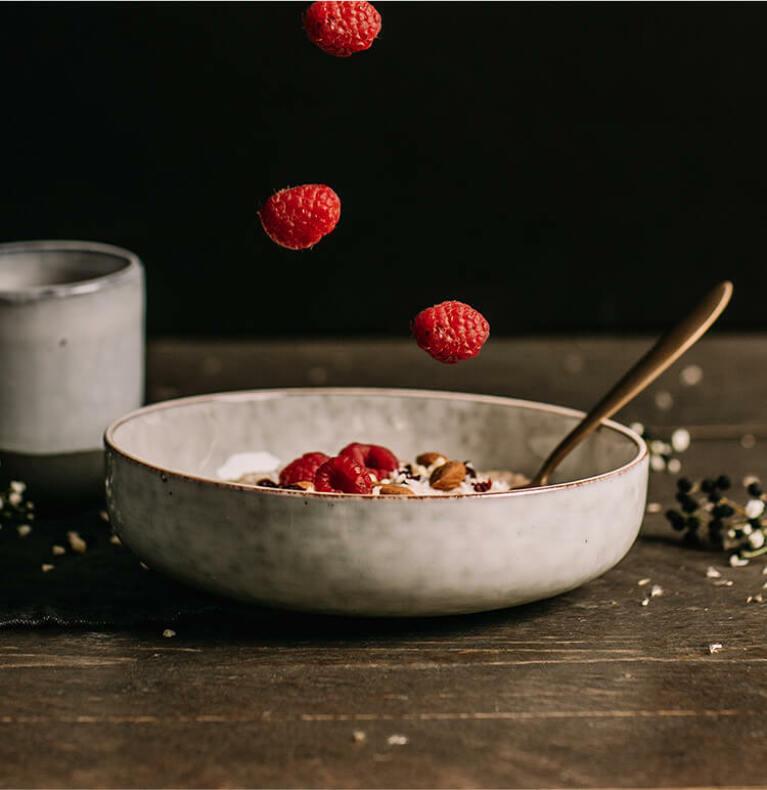 Viele Rezepte mit unserem Bio-Porridge