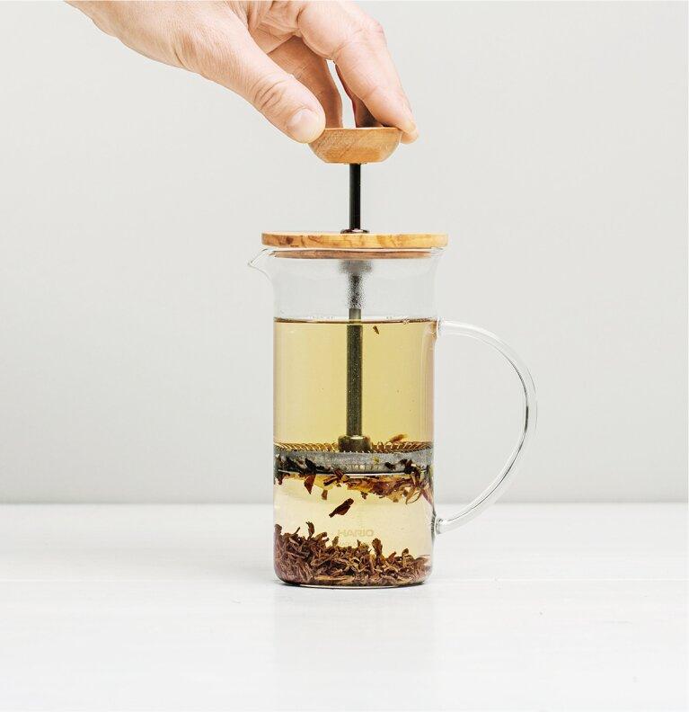 Tree of Tea – Tee Zubereitung