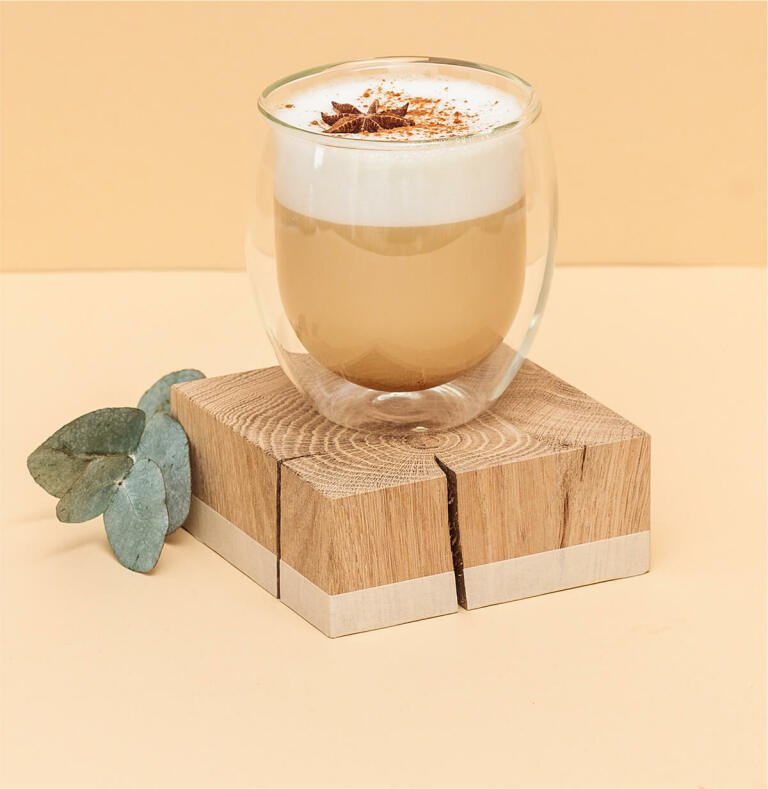 Chai Tee Latte mit Golden Glory Wintertee