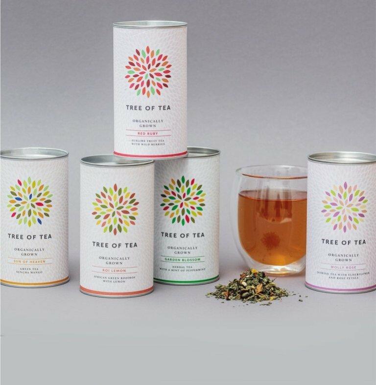 Die 5 beliebtesten Teesorten vereint in einem Set