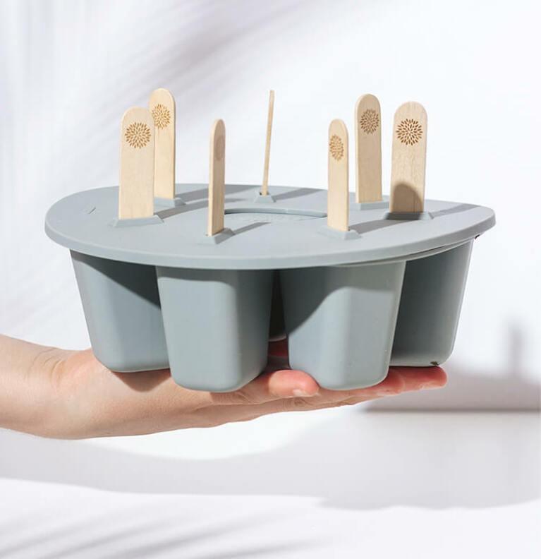 Kreative Leckereien ganz einfach selber machen. Mit dem Popsicle Maker von mymuesli.