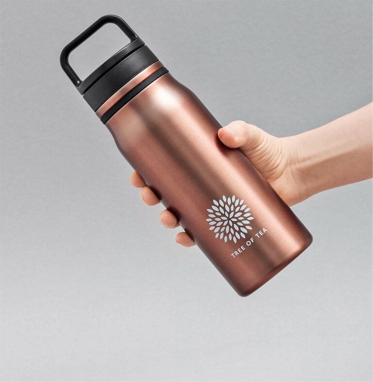 Bester Teegenuss unterwegs mit der Thermo Bottle 2go