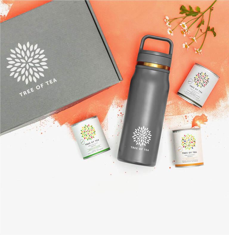 Das perfekte Geschenk: Unser Thermo Bottle Set!