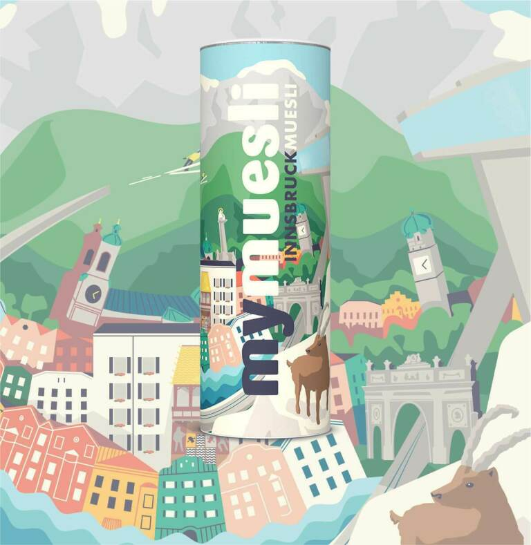 Innsbruck Muesli