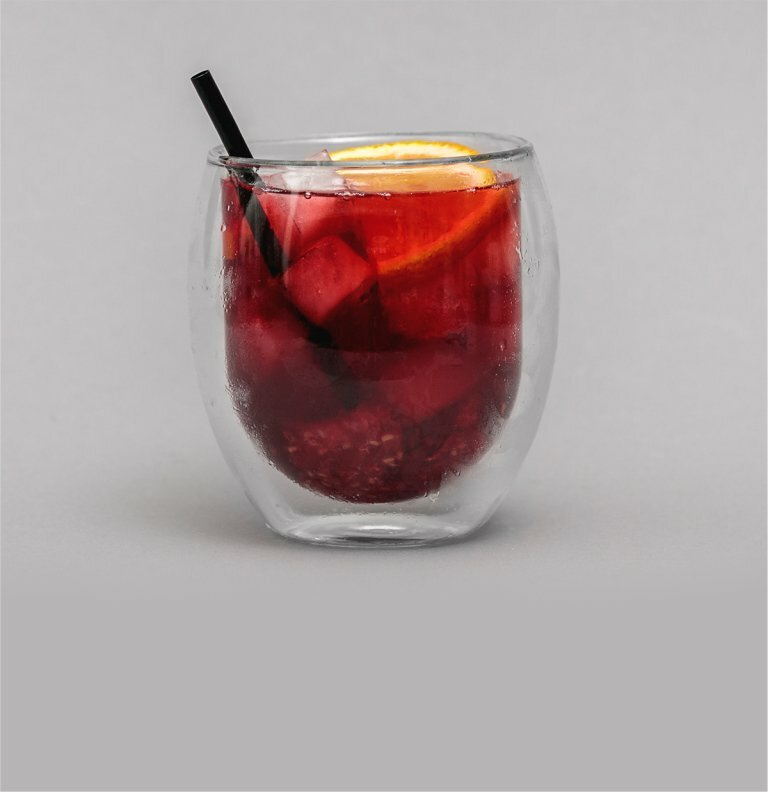 Das doppelwandige Teeglas für stilechten Teegenuss