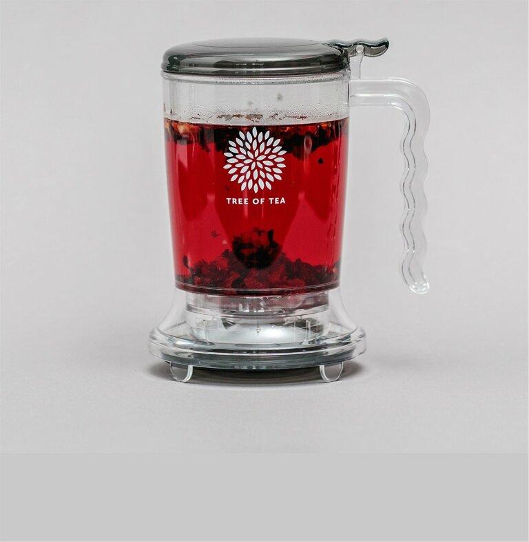 Teezubereitung im Handumdrehen mit dem praktischen Tea Maker.