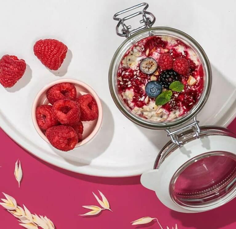 Entdecke tolle Rezepte mit Nilk und lass Dich von uns inspirieren.