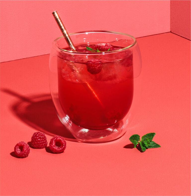 Minty Ruby mit Red Ruby Früchtetee