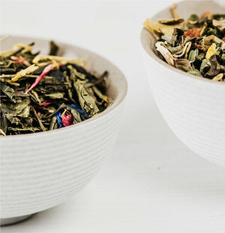 Lerne mehr über unsere Teewelt kennen.