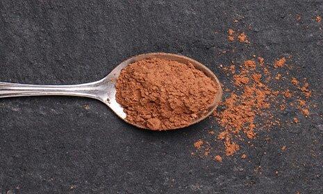 Acai-Pulver für die Zubereitung einer Acai Bowl