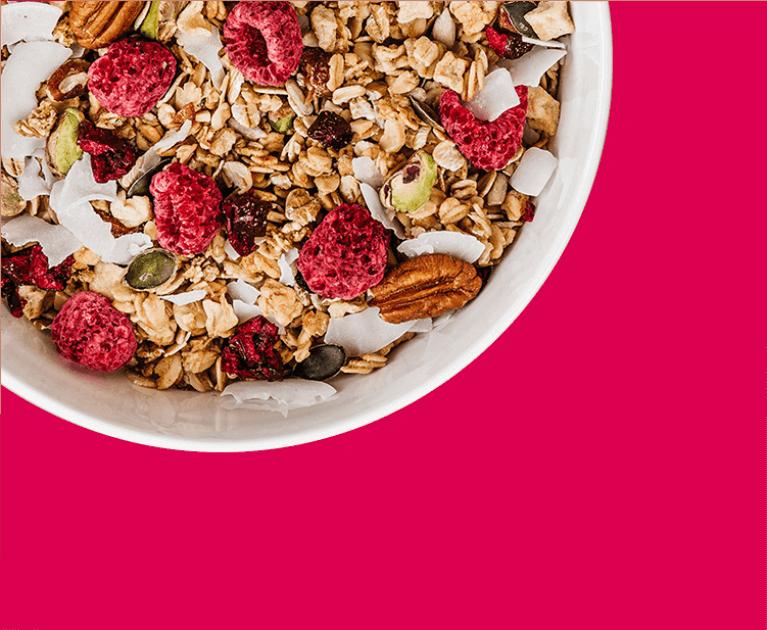 Mix dir dein Früchte-Müsli einfach online.