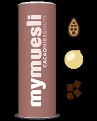 Cacao Nibs Nuts Muesli