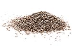 Chia-Samen dürfen in einem gesunden Müsli nicht fehlen