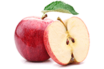 Apfelstücke sind eine der beliebtesten Zutaten vor allem im Bircher-Müsli