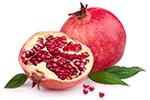 Mit Granatapfel pimpst du dein Bio-Früchtemüsli auf