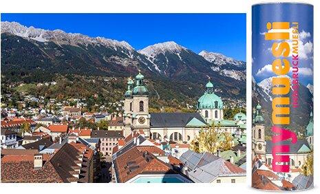 Das Städte-Müsli Innsbruck