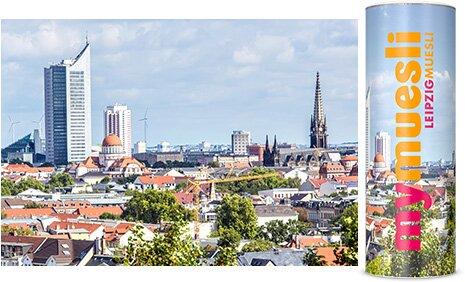 Städtemüsli Leipzig