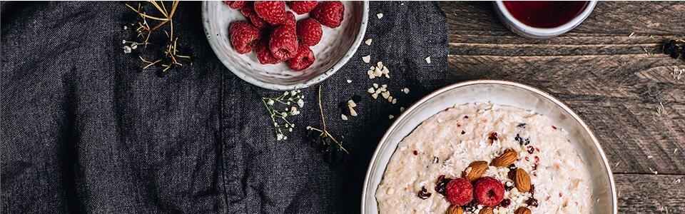 Porridge-Bowl für Deinen perfekten Frühstücksmoment