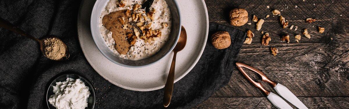 Proats als proteinhaltige Alternative zu klassischem Porridge
