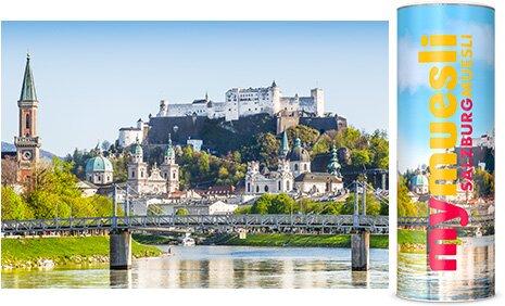 mymuesli Laden Salzburg im Europark