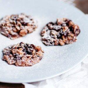 Rezept für Florentiner Kekse