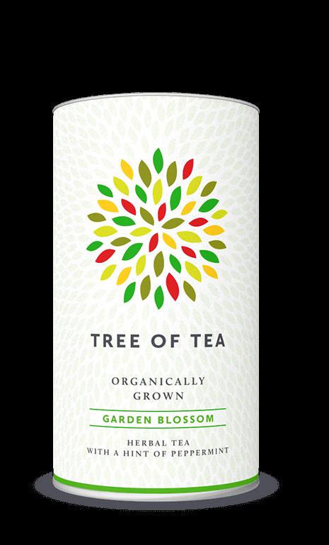 Alle Teezutaten sind aus rein biologischem Anbau.