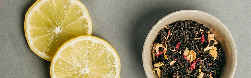 Klassischer Earl Grey Tee nach englischem Rezept.
