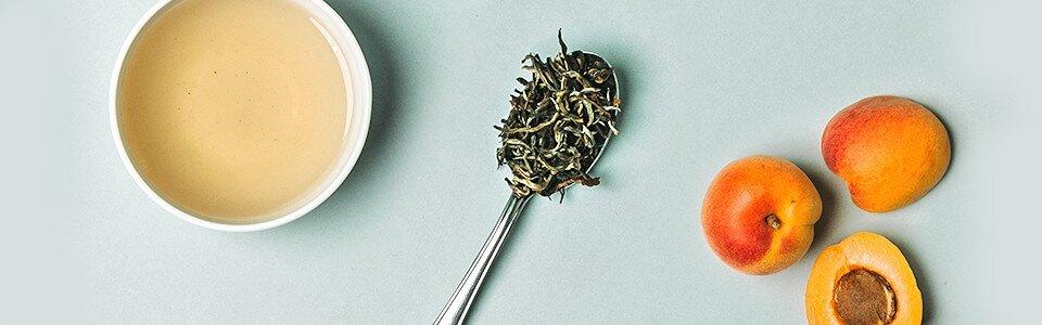 Besonders leicht und erfrischend. White Grace ist Weißer Tee aus rein biologischem Anbau.