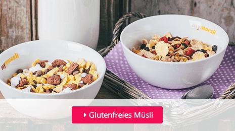 Müsli glutenfrei
