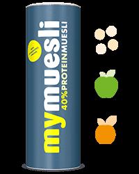 Protein-Müsli für eiweißreiche Ernährung