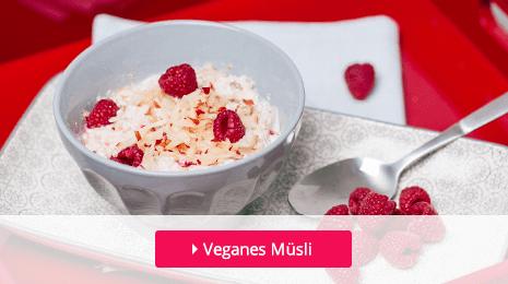 Müsli für Veganer