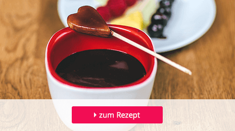 Rezept für Schokofondue