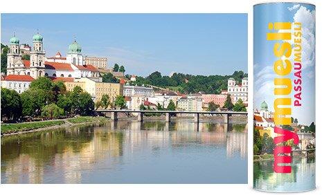 Passau-Müsli von mymuesli