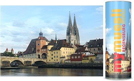 Regensburg-Müsli von mymuesli
