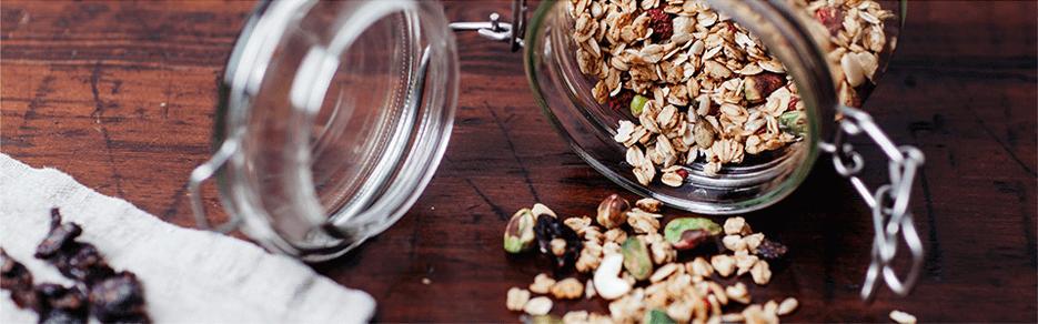 Hafer enthält viele Proteine, Ballaststoffe, Vitamine und Mineralstoffe